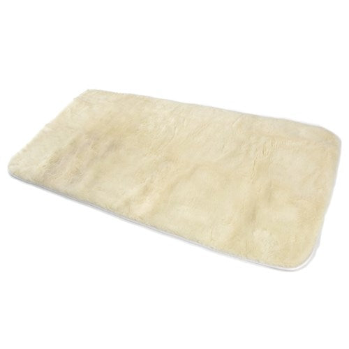 Sheepskin Shearcomfort Xd1900 Medical Overlay Regal White 180Cmx65Cm [002640] - Think Mobility