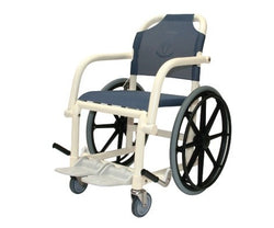 Platypus Mobile Pool Bariatric Wheelchair W/lap Belt [Poolchairbariatric] - Think Mobility