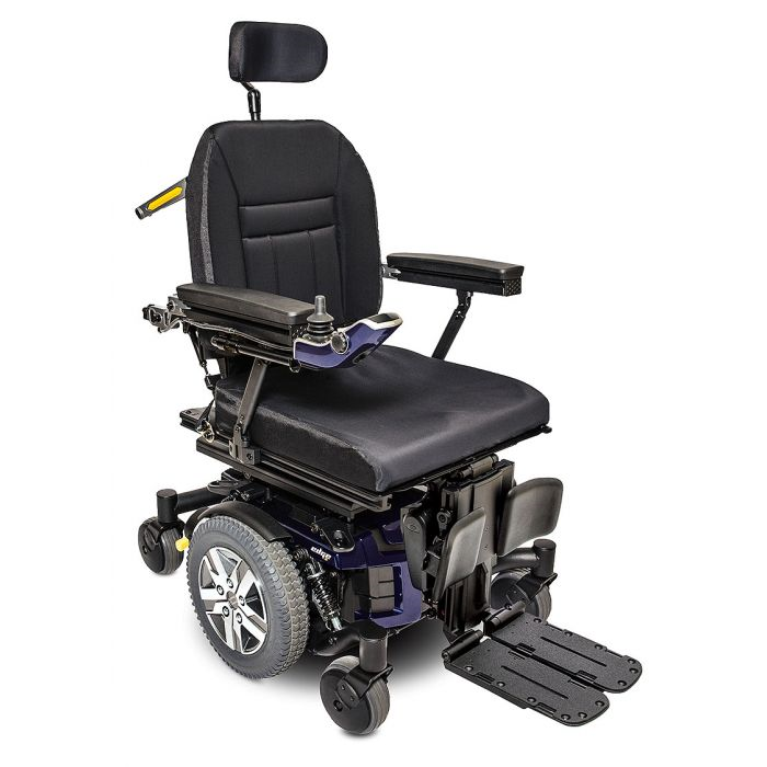 Power Wheelchair Quantum Q6 Edge Z [Edge Z] - Think Mobility