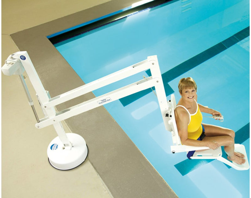 Hoist Splash Pool Aquatic Lift With Extended Reach And Armrest Swl 181Kg  [370-0000Eu]