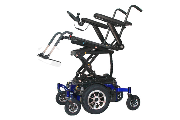 Centro - Mid Wheel Powerchair Vertical Lift 50 Tilt + Rb [Cd-Vlrb]
