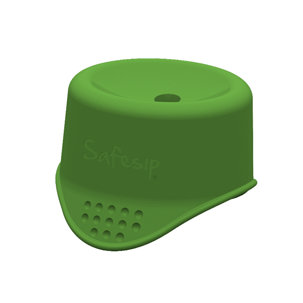 Safesip Silicone Drink Cover - Green [91003Q] - Think Mobility