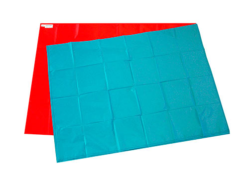 Slide Sheet Silicon 1M Red [W10905] - Think Mobility