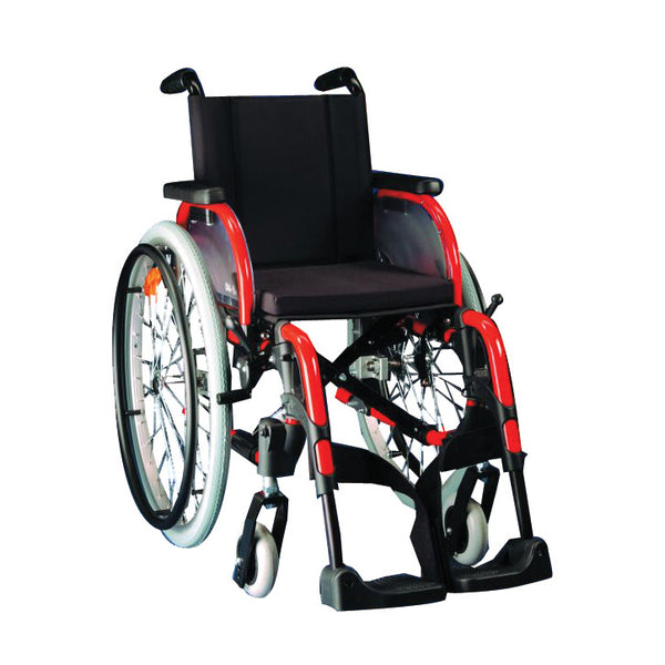 Wheelchair Ottobock Start M6 Junior 38Cm [Obh480F53=6-38] - Think Mobility