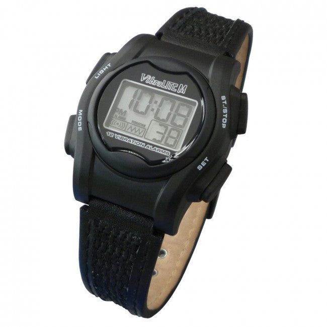 Vibra Lite 12 Mini Vibrating Reminder Watch (Ttw-Vm-Swh) - Think Mobility
