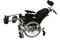 The Weely Manual Tilt & Recline Contour - 49Cm (Adj 49-54Cm) [Wdk2012-49C] - Think Mobility