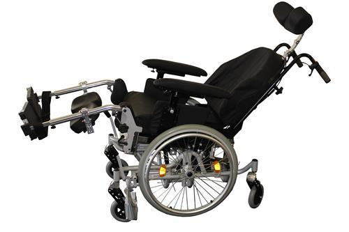 The Weely Manual Tilt & Recline Contour - 49Cm (Adj 49-54Cm) [Wdk2012-49C]