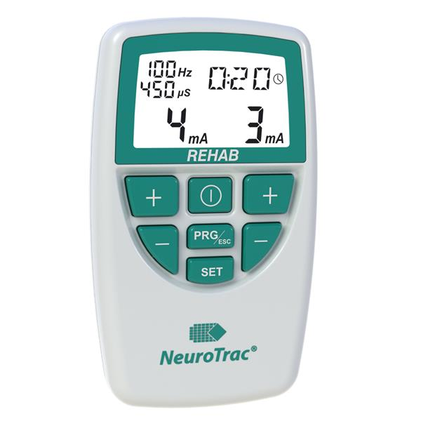 Verity Neurotrac Rehab Unit Dual Channel Tens And Nmes Unit [Ver-Rehab] - Think Mobility