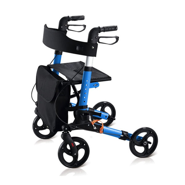 Walker Travel Lite Portable Outdoor Seat Blue [S11204] - Think Mobility