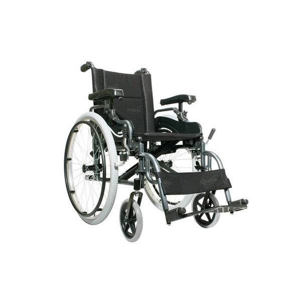 Wheelchair Karma Eagle Heavy Duty Self Propelled 20X18 [Km8020Q-20] - Think Mobility