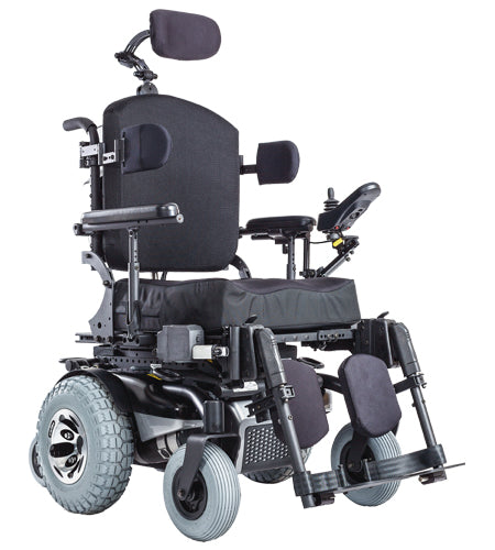 Power Wheelchair Quickie Xplore 2 [Xplore2] - Think Mobility