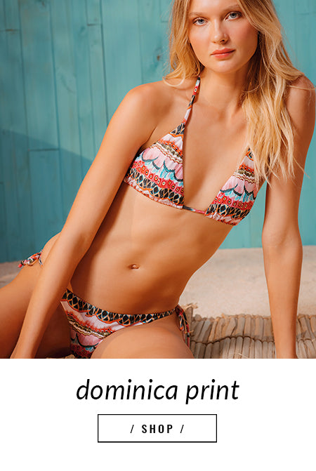 Dominica Collection Print