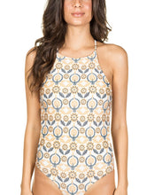 Load image into Gallery viewer, Mandala Halter Neck Body with straps