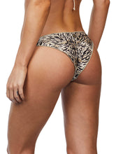 Load image into Gallery viewer, Safari Ruffle Bikini Bottom