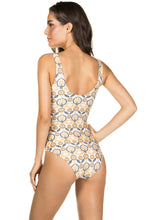 Load image into Gallery viewer, Mandala Halter Neck Body