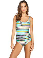 Load image into Gallery viewer, Caicos Halter-Top One-piece