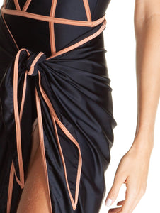 Celebrate Solid-Color Sarong