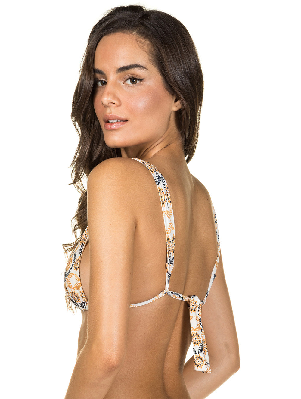 Mandala Sliding Triangle Top with crossover straps
