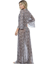 Load image into Gallery viewer, Safari Long Dress