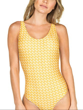 Load image into Gallery viewer, Florida One-piece halter neck swimsuit with neckline in the back