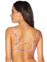 Load image into Gallery viewer, Zen Halter Neck Top with straps