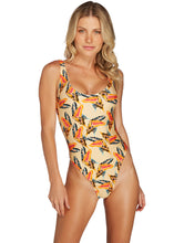 Load image into Gallery viewer, Antigua High-Cut One-Piece