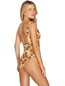 Antigua High-Cut One-Piece