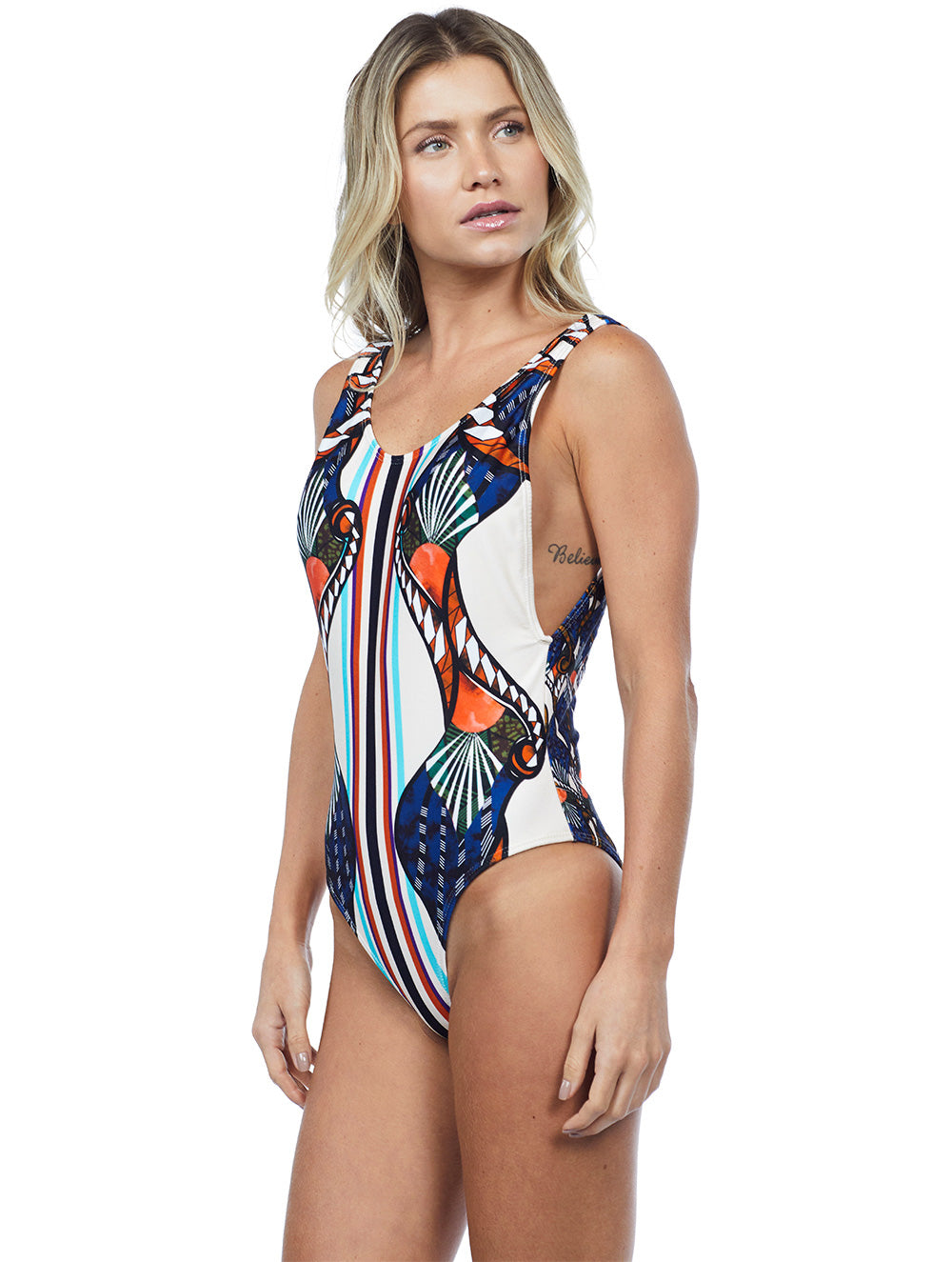 Moçambique Low-Cut One Piece