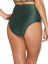 Load image into Gallery viewer, Solid-color Hot Pants with straps on the sides