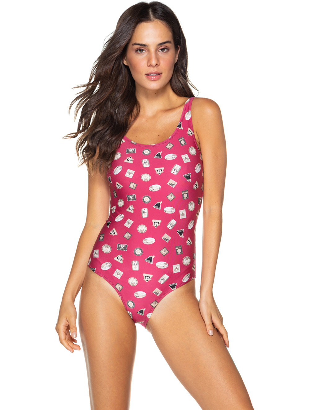 Patches One-Piece