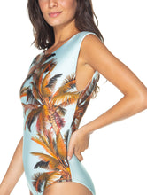 Load image into Gallery viewer, Tulum Halter Top One-Piece