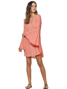 Linen Solid Colors Smock