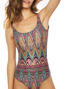 Mica Halter-Top One-Piece