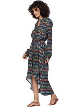 Load image into Gallery viewer, Cairo Long Dress with Sleeves