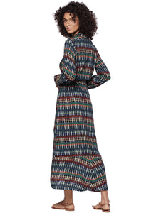 Cairo Long Dress with Sleeves
