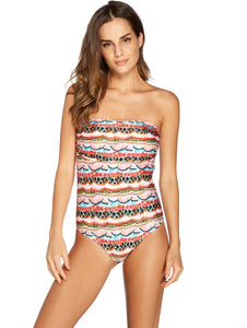 Dominica Strapless One-Piece