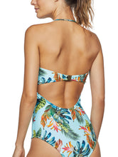Load image into Gallery viewer, Curaçao Strapless One-piece
