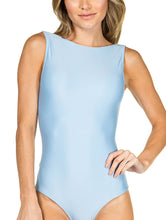 Load image into Gallery viewer, Solid-color Halter Neck Body