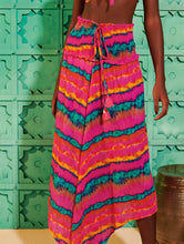 Load image into Gallery viewer, Goa Printed midi skirt