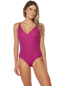Embu One-Piece with Crossed Straps