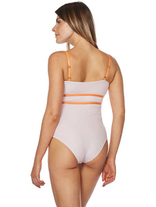 Embu One-Piece with Thin Straps with Elastics