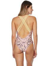 Load image into Gallery viewer, Jade One-piece with Crossed Straps