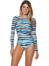 Load image into Gallery viewer, Turmalina Long-sleeved One-piece