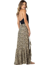 Load image into Gallery viewer, Safari Long Skirt