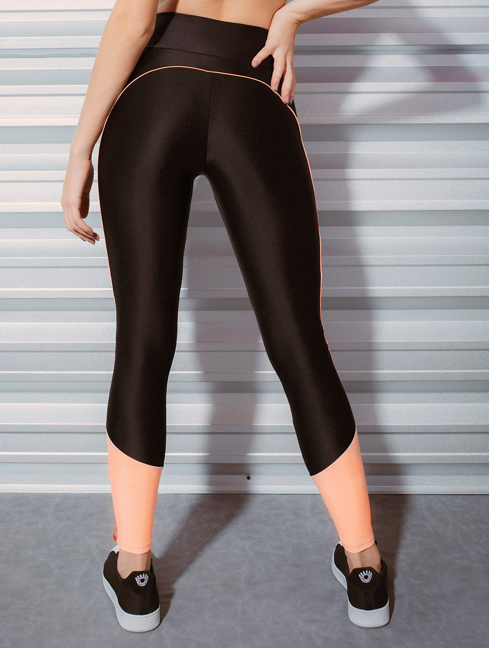 Drop Leggings with cutouts