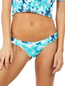 Tie Dye Scrunched Side Bottom