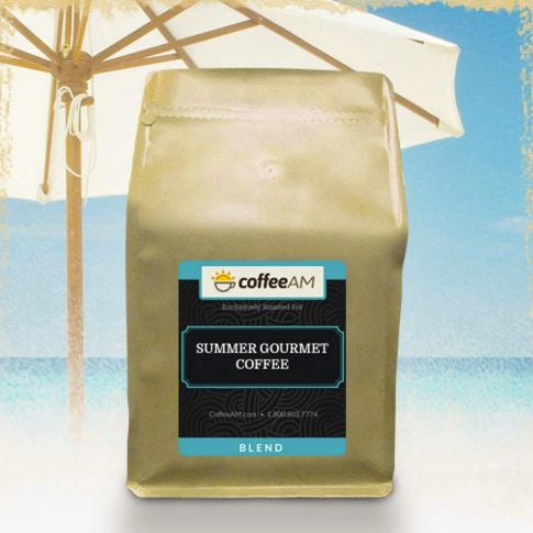 Warm Up to Summer With Coffee