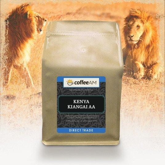 Product Feature: NEW! Kenya Kiangai AA Micro-Lot