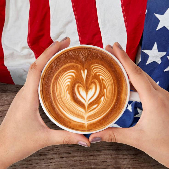 Show Your Patriotic Side with Hawaiian Coffee
