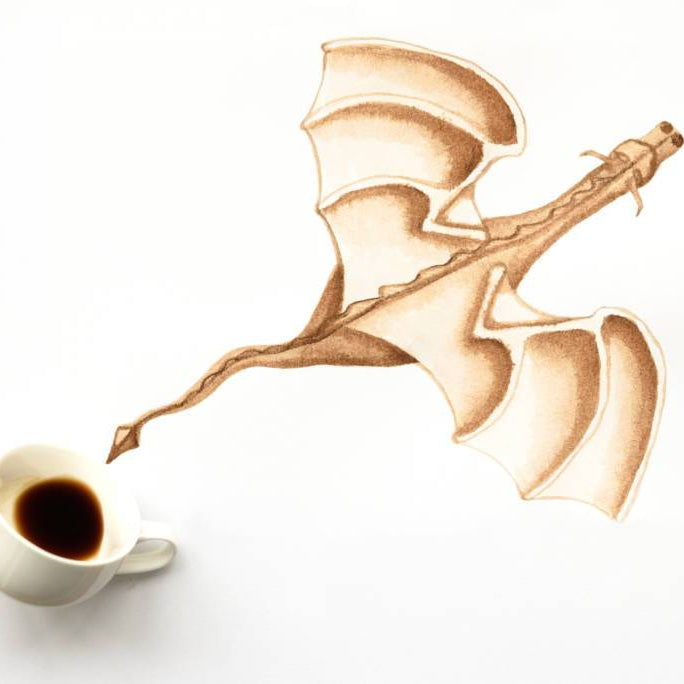 Do Dragons Drink Coffee?